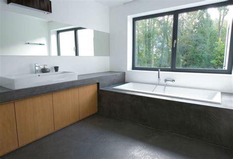 beton mineral resinence erfahrungen beton mineral dusche coin luitalienne avec un sol