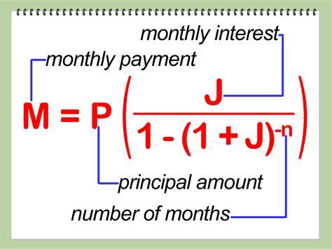 housing loan formula installment loan formula payday loans ky
