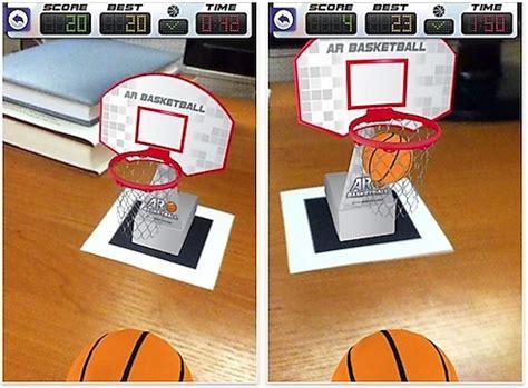 How To Make Paper Basketball Hoop - pok 233 mon go y los mejores juegos de realidad aumentada