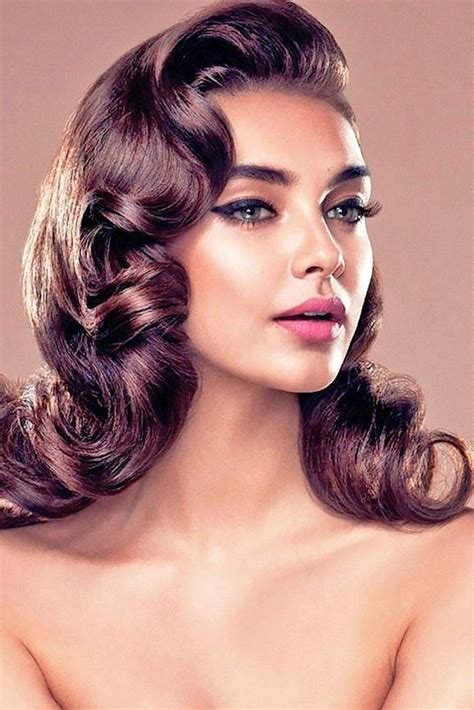 the 25 best hairstyles 50 ideas on hair 50s hairstyles hair hairstyles