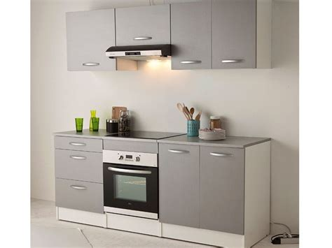 cuisine 駲uip馥 conforama pas cher cuisine spoon color coloris gris conforama pickture