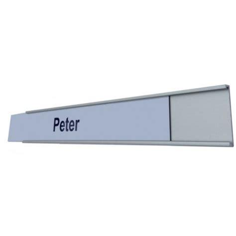 Door Sign Holder wall door sign holder slide assy
