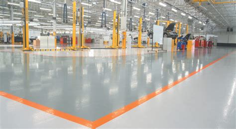Industrial Flooring: Which type is right for my business