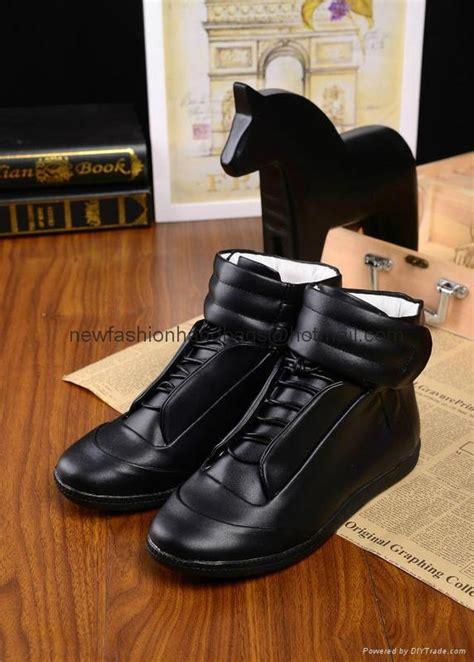 margiela mens sneakers maison martin margiela shoes leather loafers