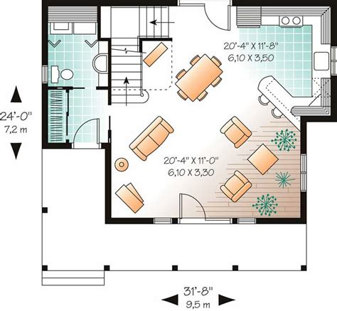 vacation cottage floor plans small vacation home floor plans small cottage house