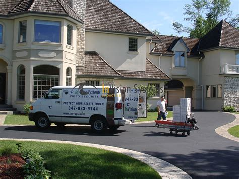 home security chicago il lincolnwood il invision systems