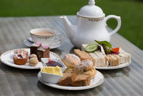 Outside Showers Uk by Afternoon Tea 187 Moor Hall Hotel Amp Spa