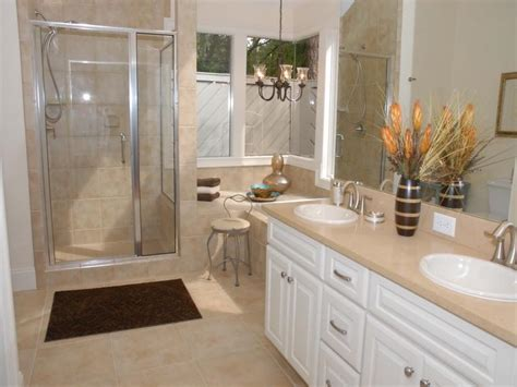 Neutral Colored Bathrooms by Bathroom Neutral Color Bathrooms Make The Room Appear