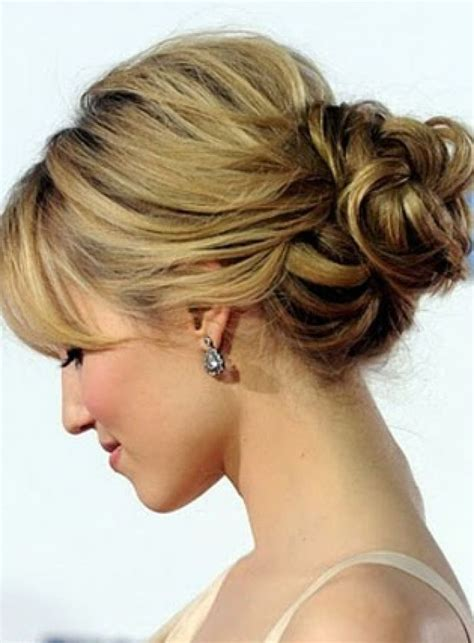 casual updos pinterest cute casual updos for long hair pretty pinterest