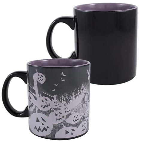 nightmare before colors buy nightmare before cemetery color change 20oz mug
