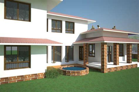 Apartment Designs And Floor Plans by Architect Designed House Bungalow Design House Design