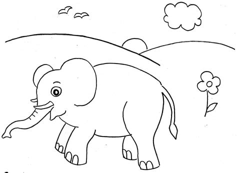 contoh gambar rumah untuk anak anak contoh gambar mewarnai untuk anak tk gambar pedia