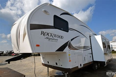 2015 rockwood signature ultra lite fifth wheel series m 2015 rockwood signature ultra lite 8289ws fifth wheel by