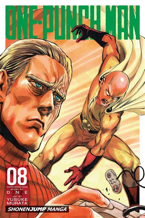 one punch vol 7 one punch volume 8