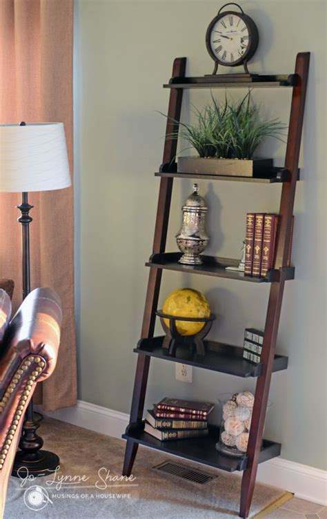 ladder home decor 25 best ideas about ladder shelf decor on
