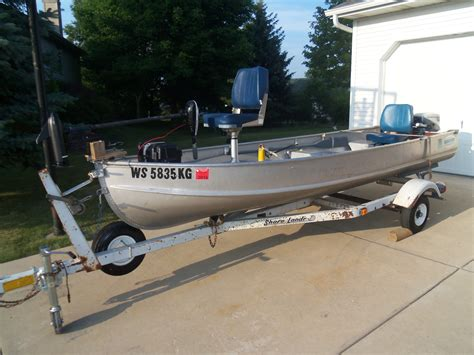 alumacraft boats any good 14 ft alumacraft green bay 54915 appleton wi 1000