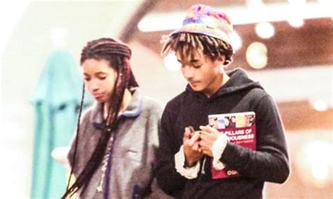 willow and jaden smith blend boho hippy chic with edgy hip