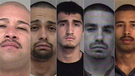 Madera County Arrest Records 5 Inmates Escape From Madera County Near Fresno Abc7
