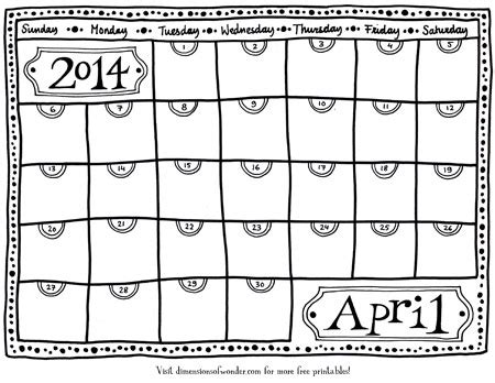 printable calendar black and white black and white printable calendar search results