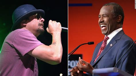 Kid Rock Proposes To New York Says He Would Convert To Judaism by Presidential Poll Clinton Tops Donald On