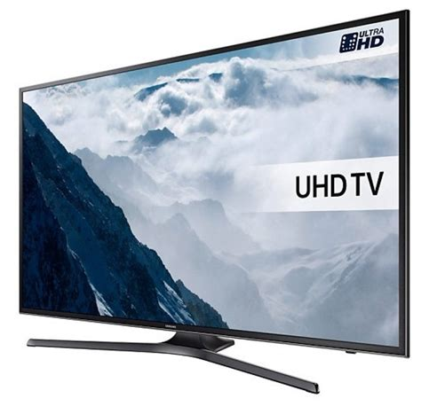 samsung 50 quot ku6000 uhd 4k smart tv at ebuyer