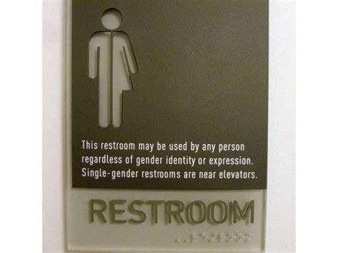 transgender bathroom usage 11 states sue obama administration transgender bathroom patch
