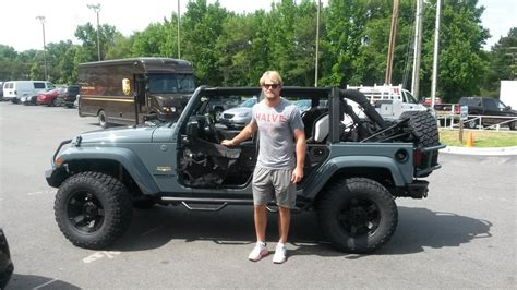 Keffer Chrysler Jeep by Greg From The Carolina Panthers Has Done Business