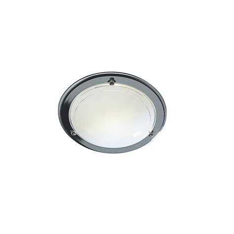 Small Flush Ceiling Light Dar Lighting Disc Dis5250 2d Chrome Small Flush Ceiling Light