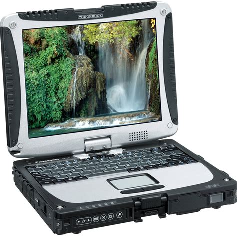werkstatt laptop panasonic toughbook 19 10 1 quot notebook computer cf 19ahuax1m