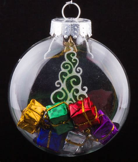 christmas ornaments by eb tree back