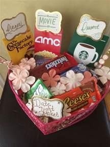 bathroom gift ideas best 25 date basket ideas on date
