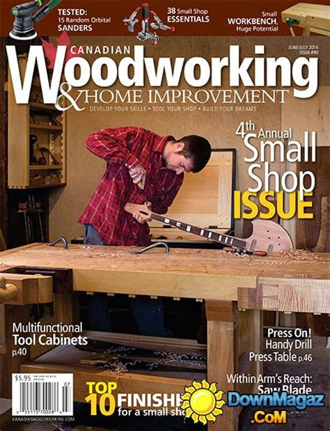canadian woodworking home improvement 90 june july