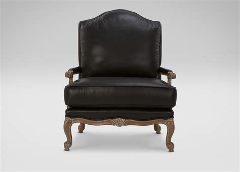 Ethan Allen Leather Chair by Harris Leather Chair Ethan Allen