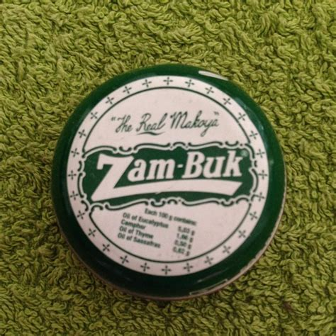 Zam Buk zam buk the real makoya