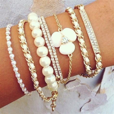 25 best ideas about stacking bracelets on