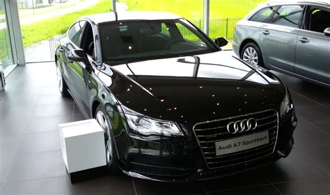 Audi A7 S Line Interior by Audi A7 S Line 2014 In Depth Review Interior Exterior Navi