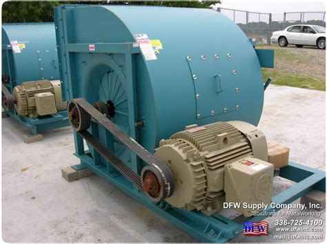 twin city fan and blower twin city fan and blower with 100 hp ge energy saver