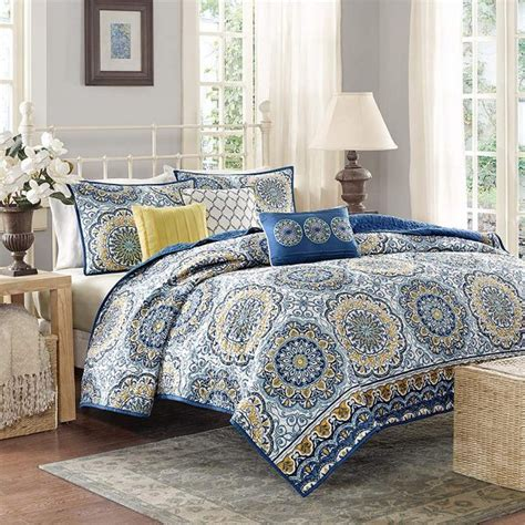 madison park coverletbedspread cal king ivory