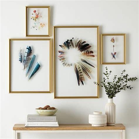 plastic wall decor still acrylic wall feathers west elm