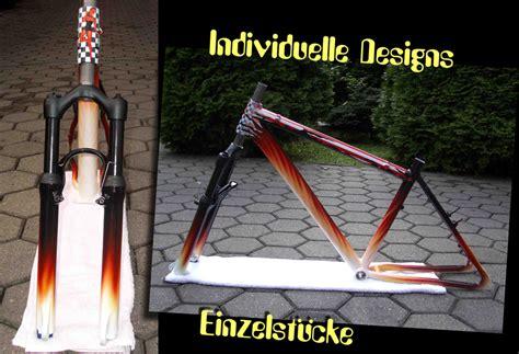 Fahrradhelm Lackieren by Fahrrad Design Nrw Airbrush Unikatrad Fahrradlackierung