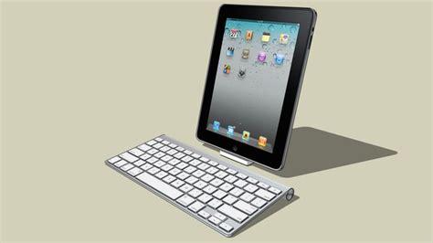 sketchup layout ipad sketchup components 3d warehouse apple ipad with dock