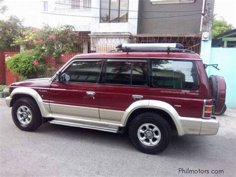 transmission control 1995 mitsubishi pajero parking system used mitsubishi pajero 1995 pajero for sale quezon city philippines mitsubishi pajero sales