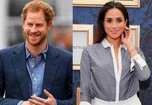 harry and meghan markle prince harry and girlfriend meghan markle practically living together in kensington palace