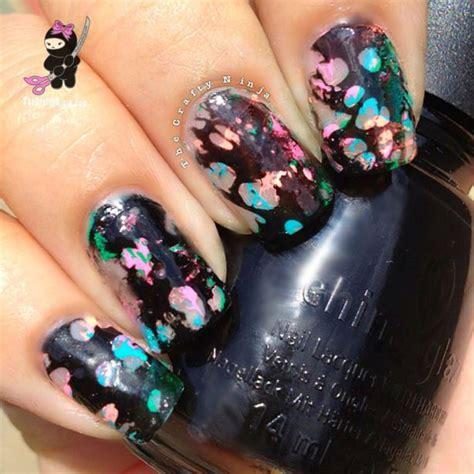 amazing nail art tutorial 22 amazing nail art tutorials by blogger the crafty ninja
