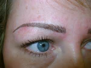 Eyebrow tattoo pictures before and after gift tattoo long hairstyles