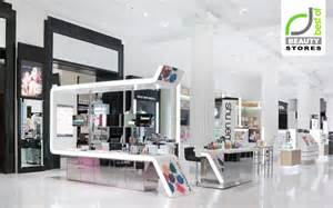 Small Beauty Salon Floor Plans beauty stores selfridges beauty hall by hmkm london