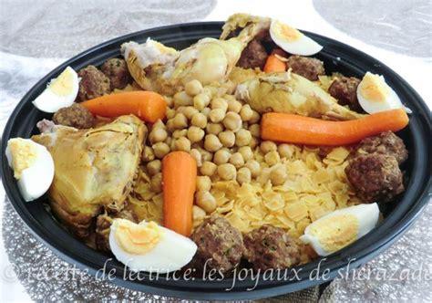 cuisine alg駻ienne couscous 1000 images about recette de couscous cuisine