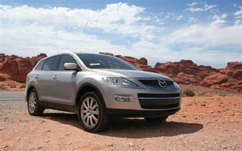2008 mazda cx9 valley of at white dome photo 8