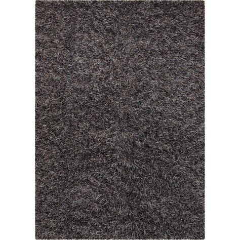 Chandra Astrid Brown Blue Grey Black 5 Ft X 7 Ft 6 In Blue Grey Brown Area Rug