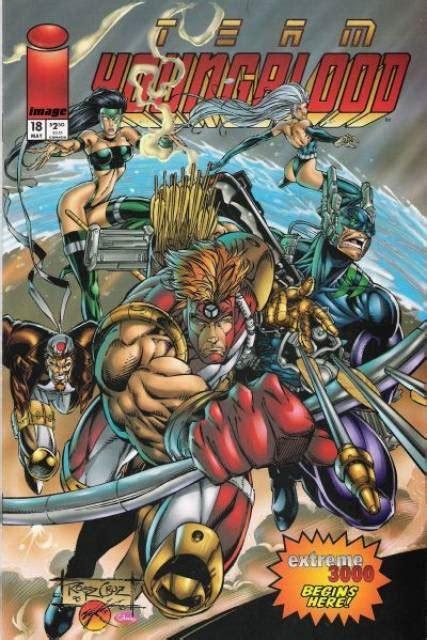 team youngblood vol   image comics  fandom